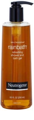 Neutrogena Rainbath gel de dus revigorant