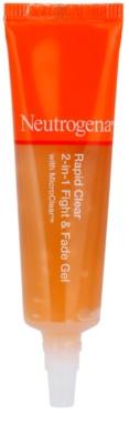 Neutrogena Rapid Clear gel anti-granos