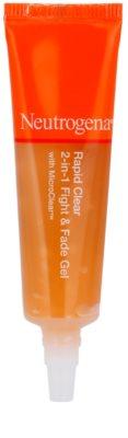 Neutrogena Rapid Clear gel gel cremoso matificante