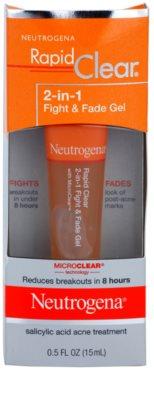 Neutrogena Rapid Clear gel proti pupínkům 1