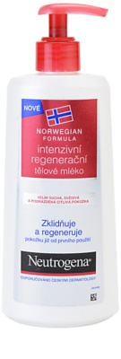 Neutrogena Sensitive intenzivní regenerační tělové mléko pro suchou a citlivou pokožku