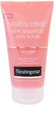 Neutrogena Visibly Clear Pink Grapefruit peeling