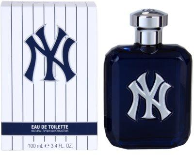 New York Yankees New York Yankees eau de toilette férfiaknak