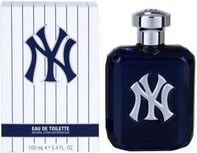 New York Yankees New York Yankees туалетна вода для чоловіків