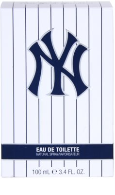New York Yankees New York Yankees Eau de Toilette pentru barbati 4