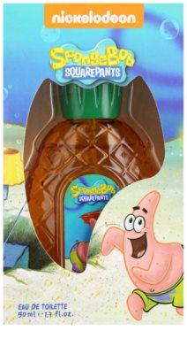 Nickelodeon Spongebob Squarepants Patrick Eau de Toilette para crianças