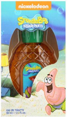 Nickelodeon Spongebob Squarepants Patrick toaletní voda pro děti