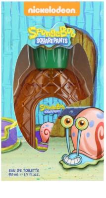 Nickelodeon Spongebob Squarepants Gary toaletní voda pro děti