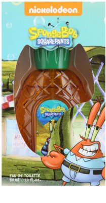 Nickelodeon Spongebob Squarepants Mr. Krabs Eau de Toilette für Kinder