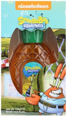 Nickelodeon Spongebob Squarepants Mr. Krabs Eau de Toilette para crianças