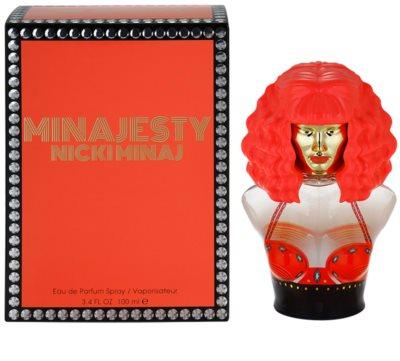 Nicki Minaj Minajesty woda perfumowana dla kobiet