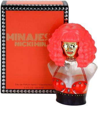 Nicki Minaj Minajesty Eau de Parfum für Damen 1