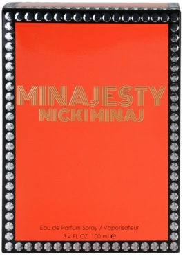 Nicki Minaj Minajesty Eau de Parfum für Damen 4