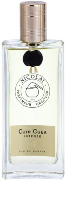 Nicolai Cuir Cuba Intense парфюмна вода унисекс 1