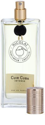 Nicolai Cuir Cuba Intense парфюмна вода унисекс 2