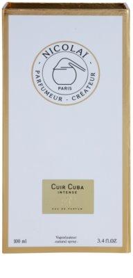 Nicolai Cuir Cuba Intense Eau De Parfum unisex 3