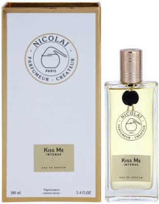 Nicolai Kiss Me Intense Eau de Parfum para mulheres