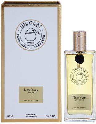 Nicolai New York Intense Eau de Parfum unissexo