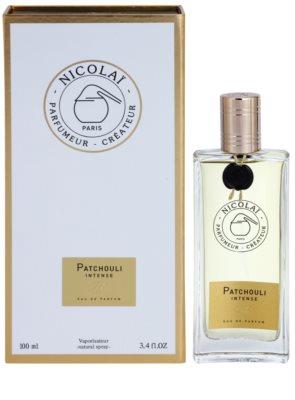 Nicolai Patchouli Intense parfumska voda uniseks