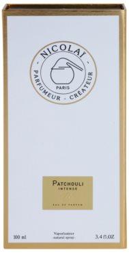 Nicolai Patchouli Intense eau de parfum unisex 3