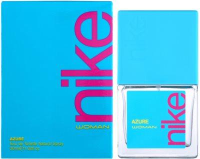 Nike Azure Woman тоалетна вода за жени