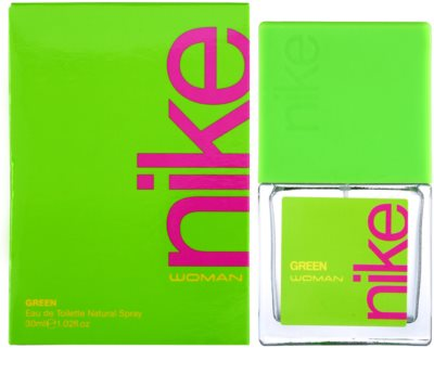 Nike Green Woman toaletní voda pro ženy