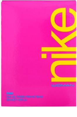 Nike Pink Woman Eau de Toilette für Damen 1