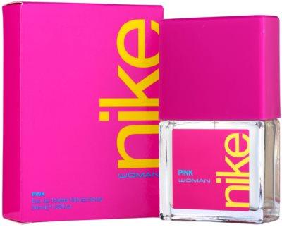 Nike Pink Woman Eau de Toilette für Damen 2