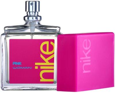 Nike Pink Woman Eau de Toilette für Damen 4