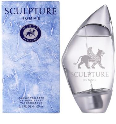 Nikos Sculpture pour Homme eau de toilette férfiaknak