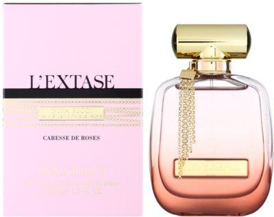 Nina Ricci L'Extase Caresse de Roses eau de parfum para mujer