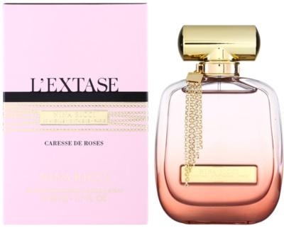 Nina Ricci L'Extase Caresse de Roses parfémovaná voda pro ženy