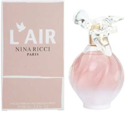 Nina Ricci L'Air парфюмна вода за жени