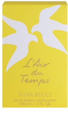 Nina Ricci L'Air du Temps Eau de Parfum para mulheres 1