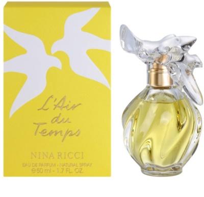 Nina Ricci L'Air du Temps Eau De Parfum pentru femei