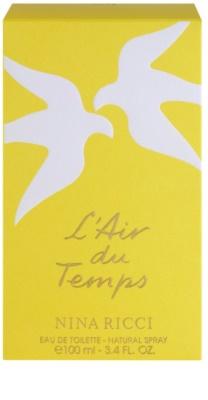 Nina Ricci L'Air du Temps Eau de Toilette für Damen 1