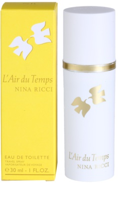 Nina Ricci L'Air du Temps eau de toilette nőknek  utazó spray