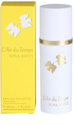 Nina Ricci L'Air du Temps Eau de Toilette para mulheres  spray de viagem