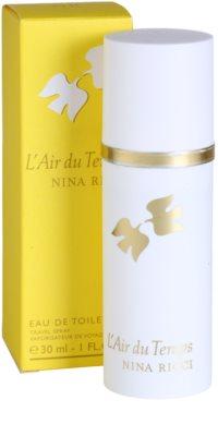 Nina Ricci L'Air du Temps Eau de Toilette pentru femei  spray pentru voiaj 1