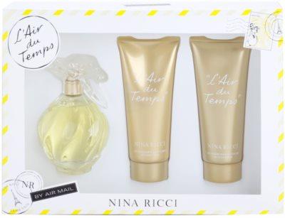 Nina Ricci L'Air du Temps ajándékszett