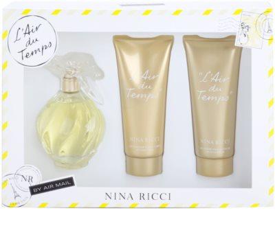Nina Ricci L'Air du Temps lote de regalo