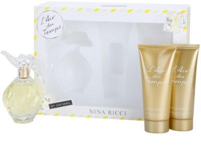 Nina Ricci L'Air du Temps ajándékszett 1