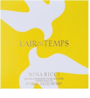 Nina Ricci L'Air du Temps parfümös szappan nőknek 1