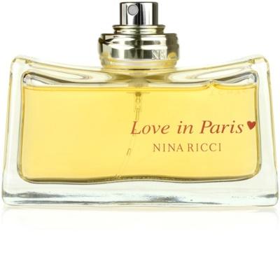 Nina Ricci Love in Paris парфюмна вода тестер за жени