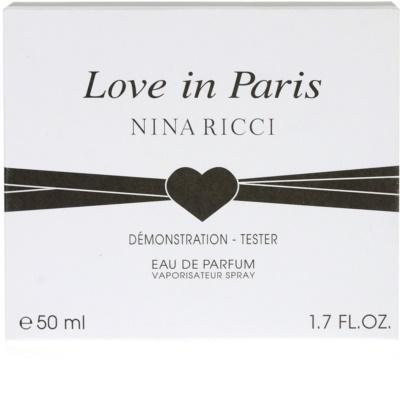 Nina Ricci Love in Paris parfémovaná voda tester pro ženy 2