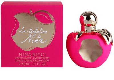 Nina Ricci La Tentation De Nina Eau de Toilette para mulheres