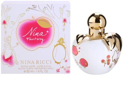 Nina Ricci Nina Fantasy туалетна вода для жінок