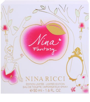 Nina Ricci Nina Fantasy Eau de Toilette for Women 4