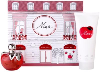 Nina Ricci Nina lotes de regalo