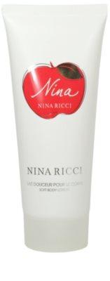 Nina Ricci Nina tělové mléko pro ženy